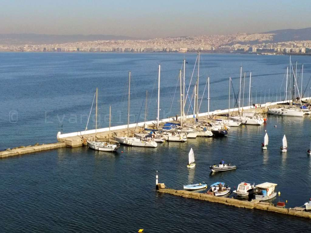 Sailing Lessons Nautical Club of Thessaloniki